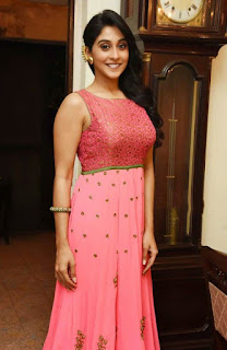 Regina looks Stunning in Pink Anarkali Dress from Piatrends.com Fabulous Beauty Fashion Icon