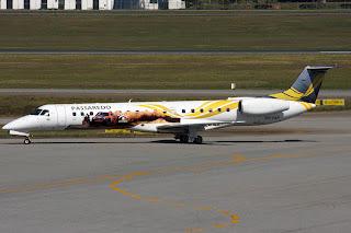 Avião da Passaredo