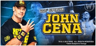 John Cena WWE Superstar Wizard World Philadelphia