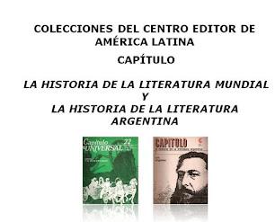 COLECCIONES DEL CENTRO EDITOR DE AMÉRICA LATINA