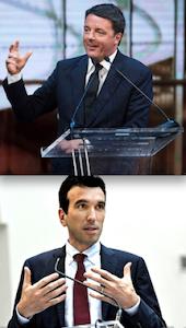 La Mozione Matteo Renzi e Maurizio Martina