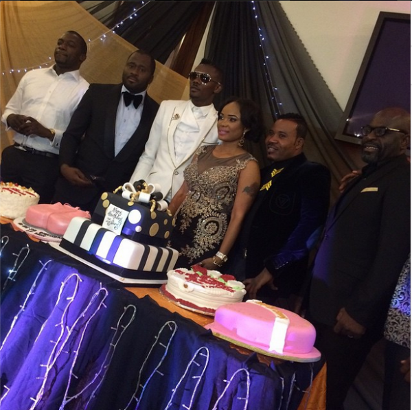 iyabo ojo birthday party