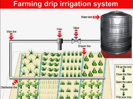 IRRIGATION RELATED