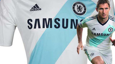 Seragam Baru Chelsea Musim 2012-2013