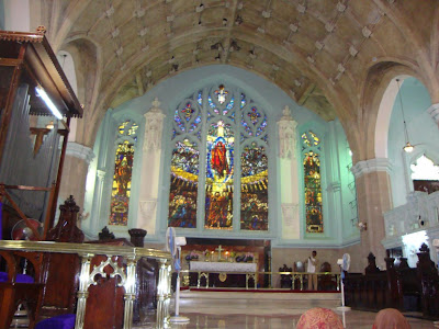Pictures of Medak Church
