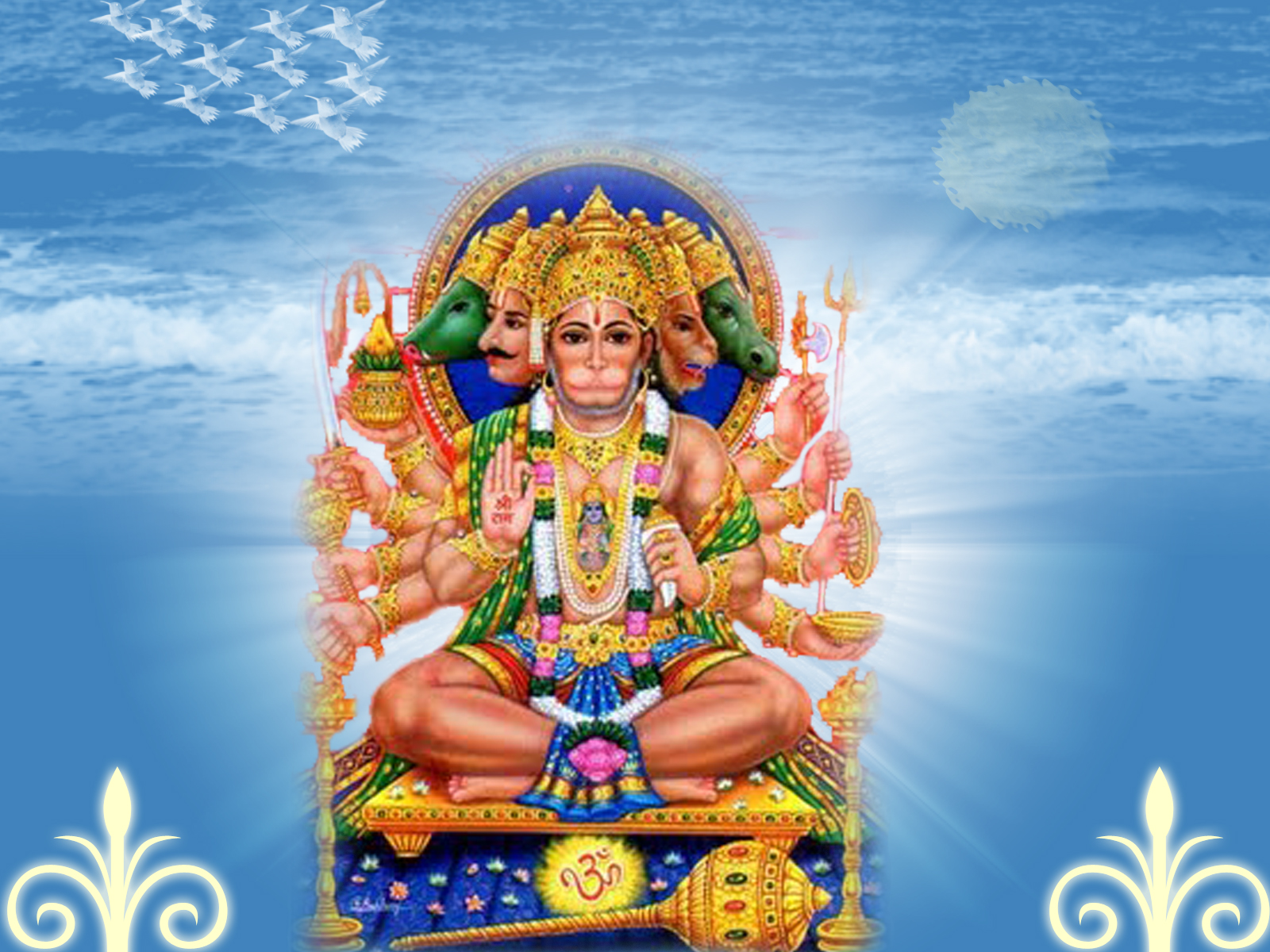 gods wallpapers latest high resolution hanuman wallpapers