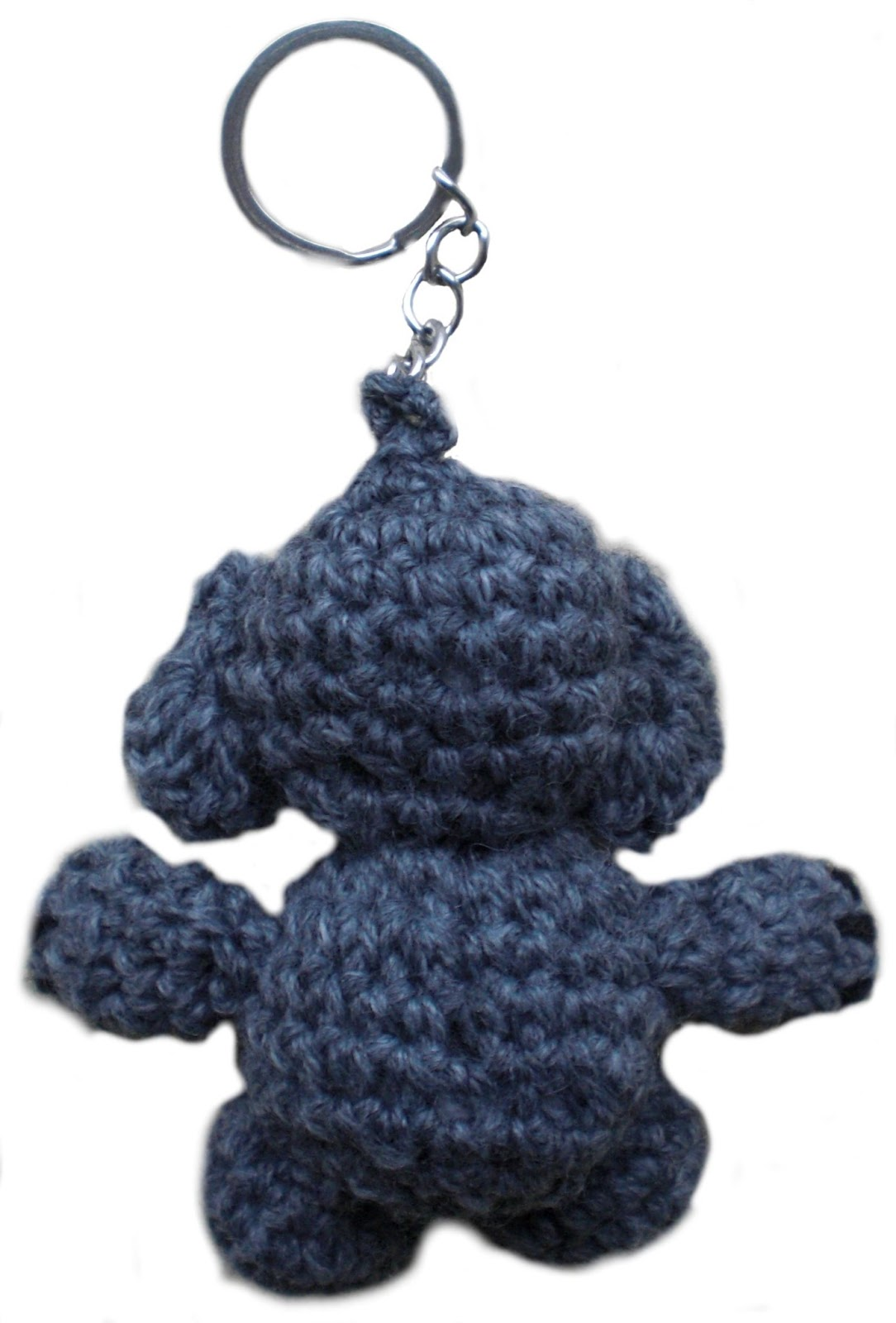 Llavero Koala Amigurumi : RODESIGN: LLAVERO KOALA