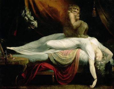 Antara Mitos Dan Sains Fenomena Sleep Paralysis (Tidur Seperti Ditindih Setan) border=