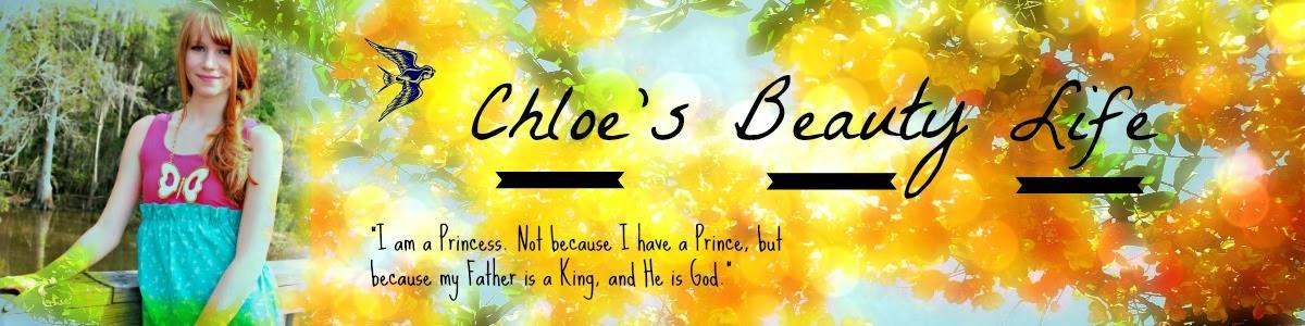 Chloe'sBeautyLife