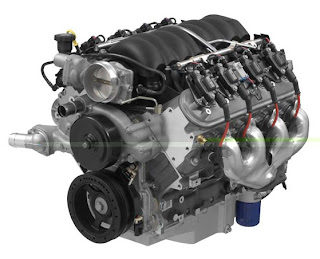 Chevrolet Crate Engines Canada