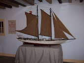 Oyster Schooner model