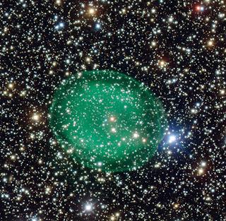 Планетарная туманность  IC 1295