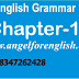 Chapter-12 English Grammar In Gujarati-WAS & WERE