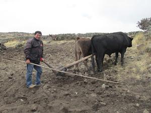 Director de la Agencia Agraria Santiago de Chuco