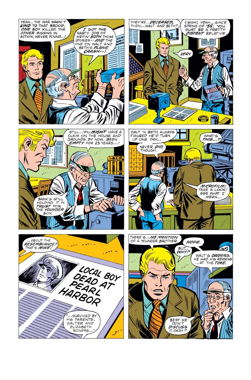 Captain America (1968) Issue #222 #136 - English 12