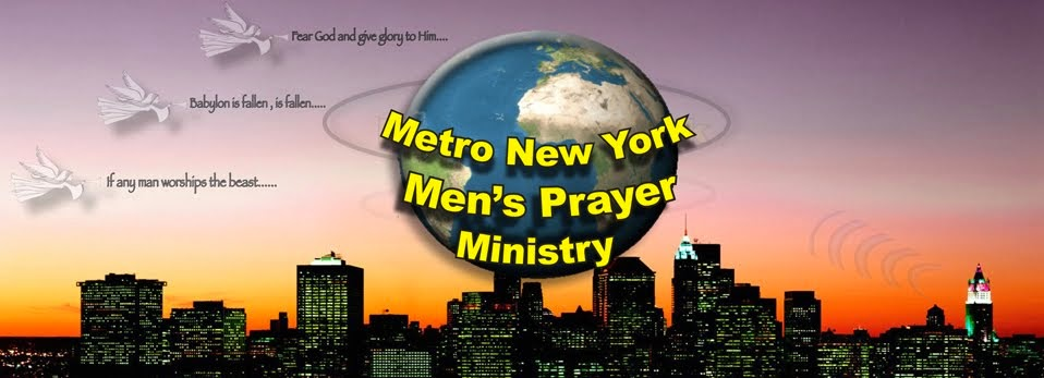 Metro New York Men's Prayer Ministry