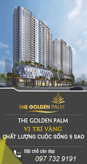 DỰ ÁN THE GOLDEN PALM