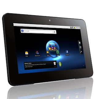 ViewPad 10 with Windows 7 and Android OS