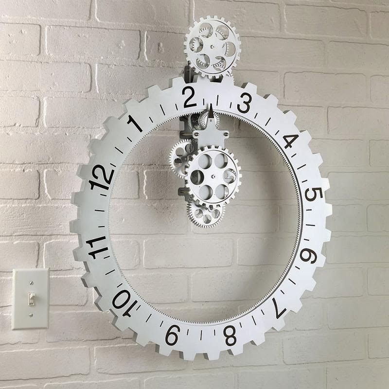 15 awesome clocks and coolest clock designs part 6