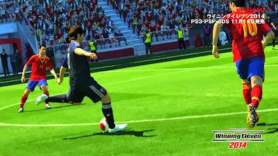 Formasi Jitu Terbaik Winning Eleven PS2 Ala Barcelona