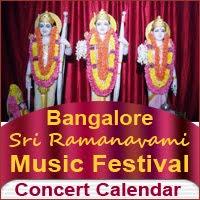 Ramanavami Concerts