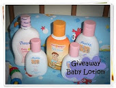 Giveaway: Baby Lotion