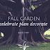 Fall Garden Color