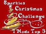 "TOP 3""Sparkles Christmas Challenge"""