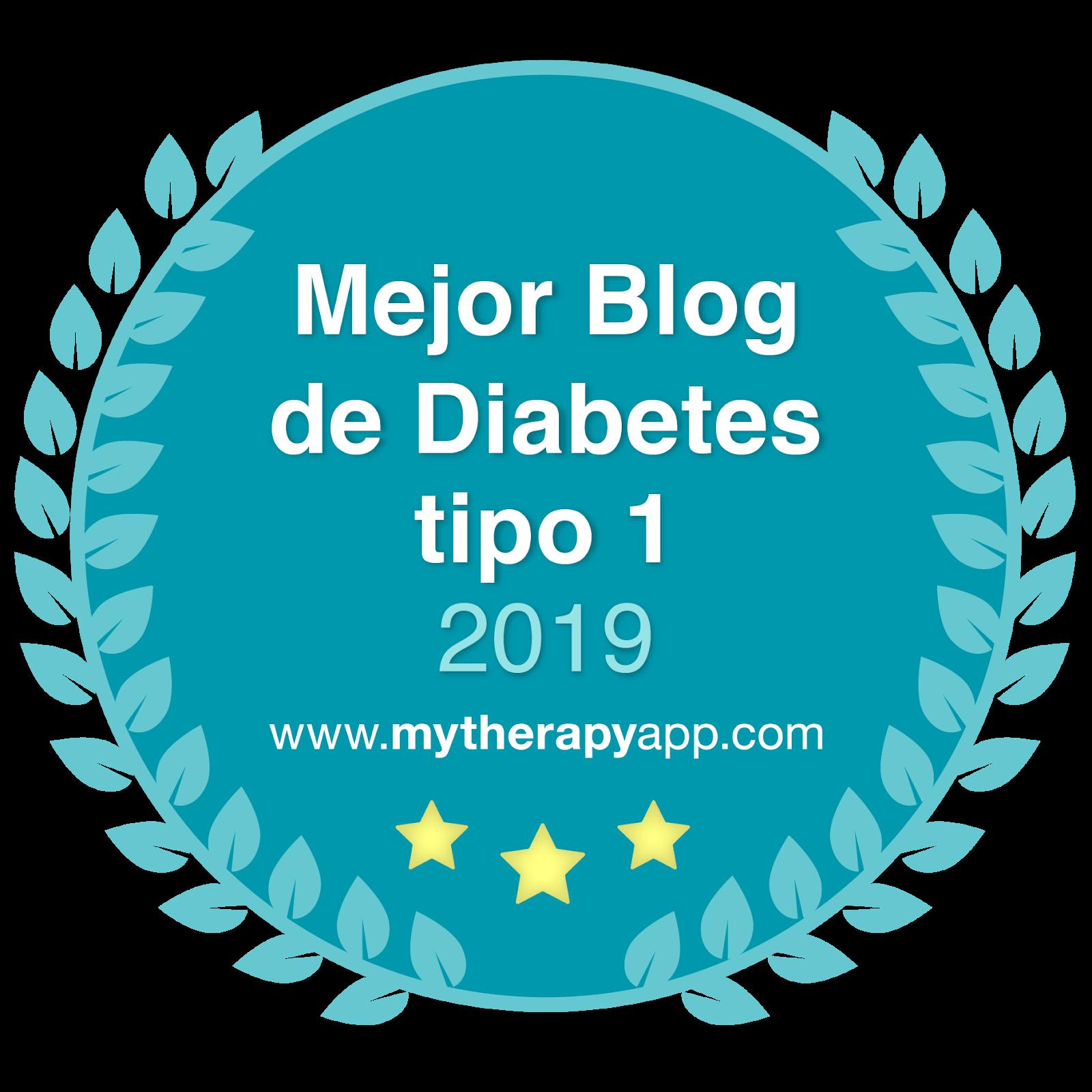 MyTherapy los 20 mejores blogs de diabetes 2019