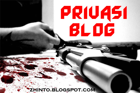 privasi blog