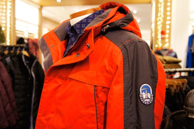 Lands' End coats