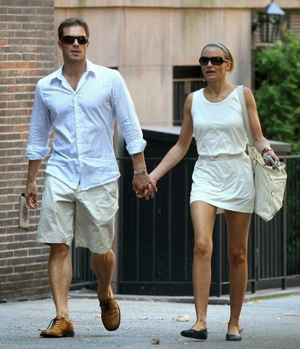 What do you think? The San Diego born walked so romantically with British model, Paul Sculfor in 2008 for just a year relation.