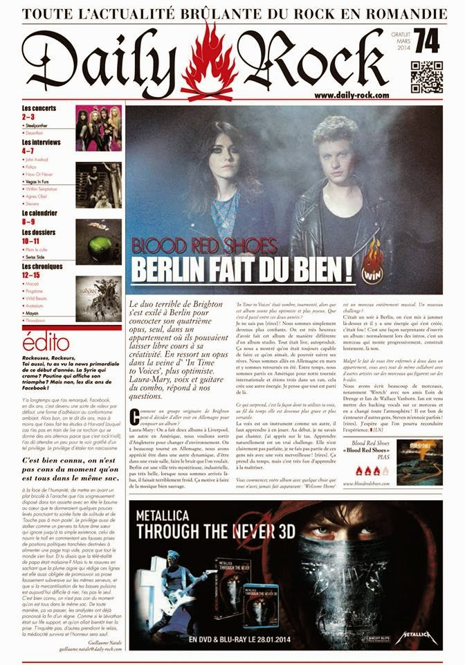 Magazine n° 74