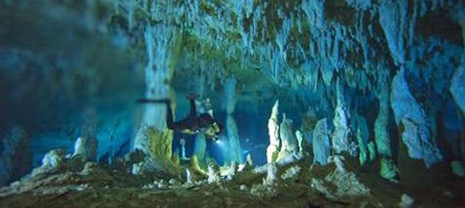 Scuba Plus, centro de buceo en Menorca, El gran agujero Azul 2