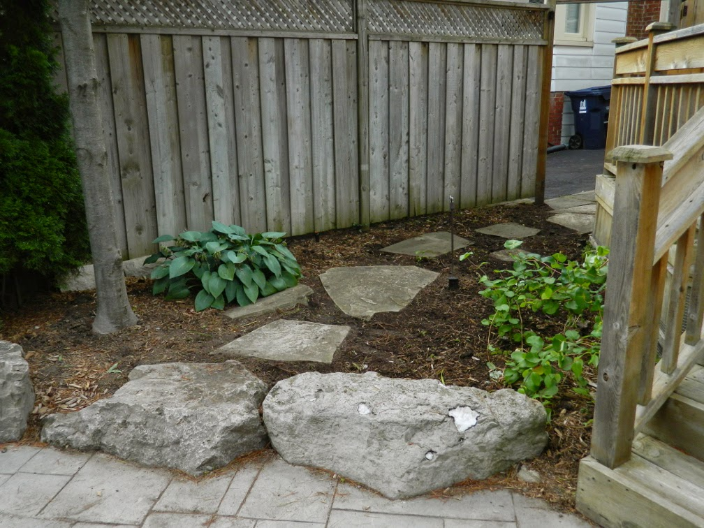 Toronto garden cleanup Bedford Park after Paul Jung Gardening Services