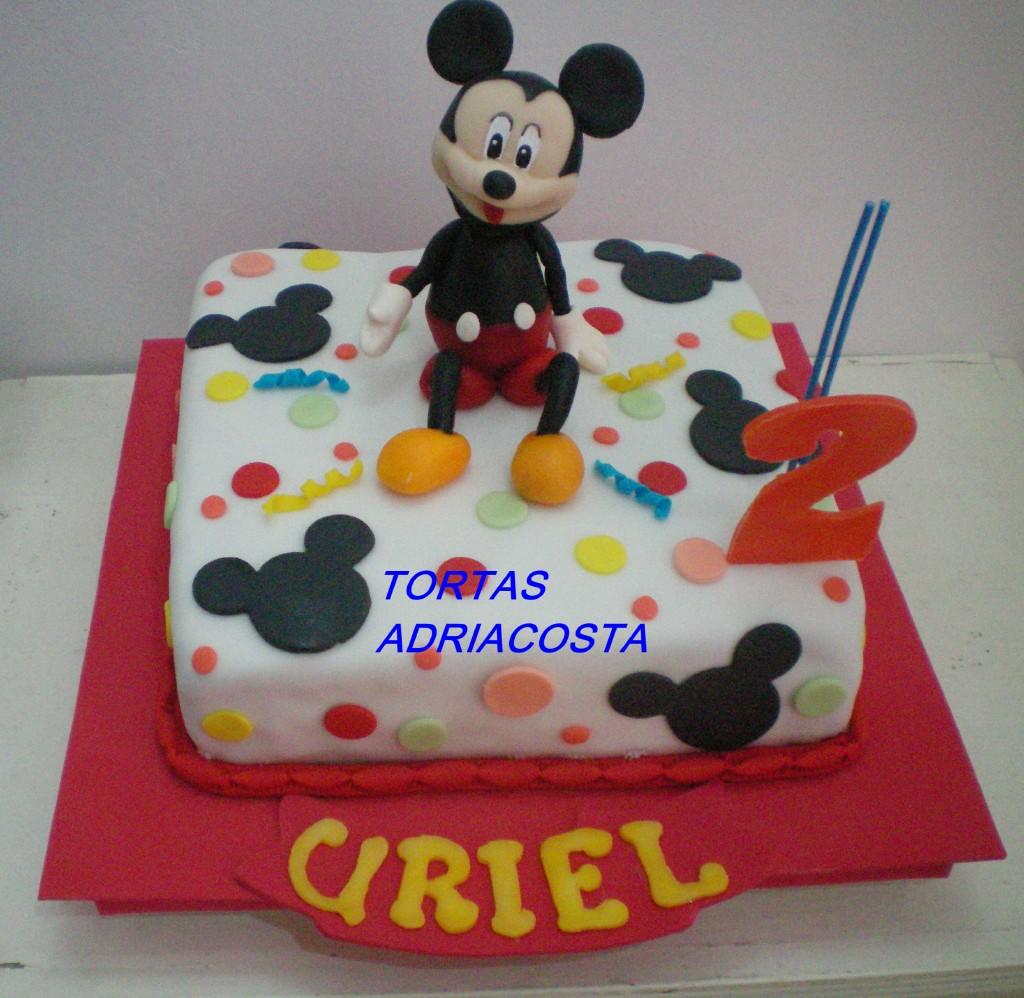 Tortas adriana acosta infantiles: TORTAS DE MICKEY,CLUB HOUSE Y ...
