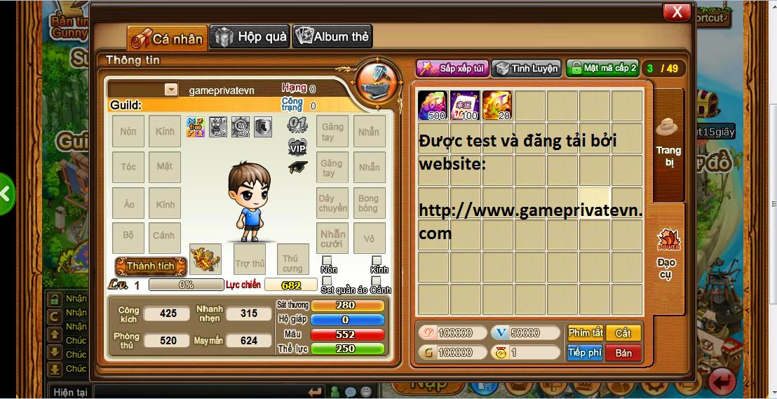 gunny2 free xu