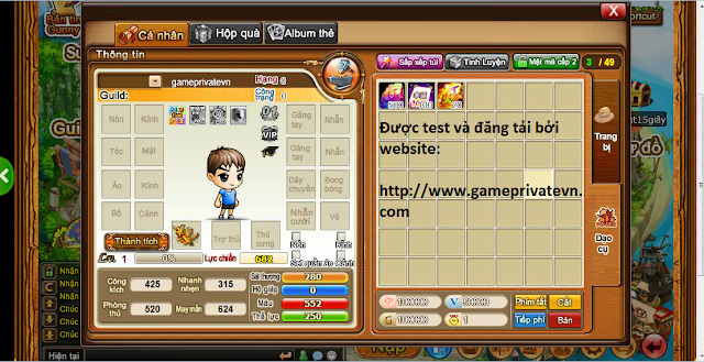 Viet Gunny | 2 Sever Gunny Việt Free xu 2