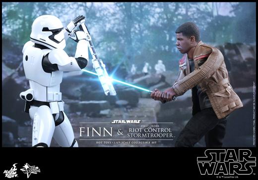 Finn&Riot Control Stormtrooper
