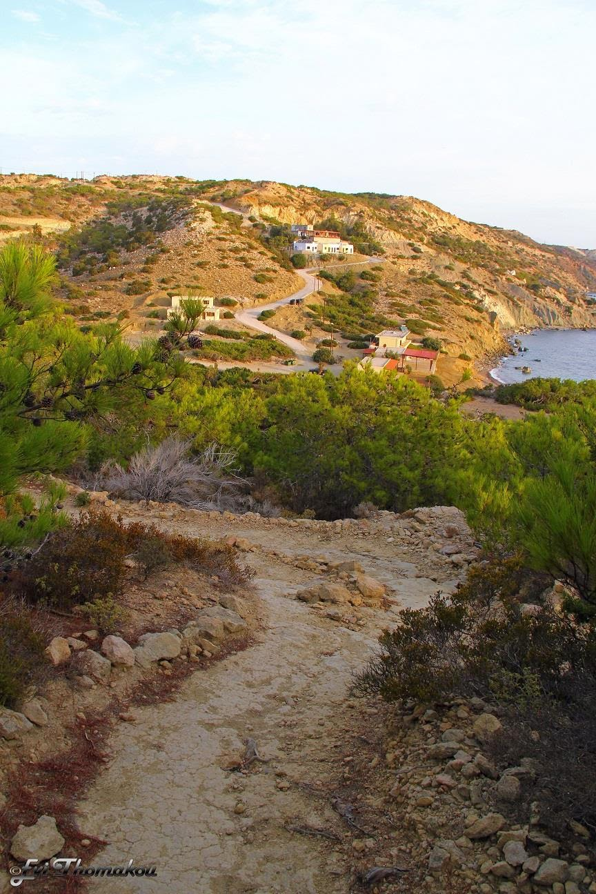 Korfos, Gavdos - Κόρφος, Γαύδος