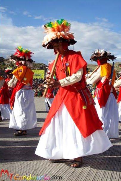 Los Puli - Danza de la Quinua