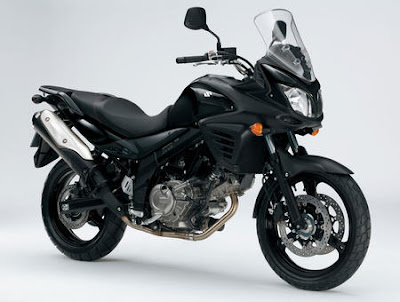 Best Motorcycle  2012 Suzuki V Strom 650 ABS Review