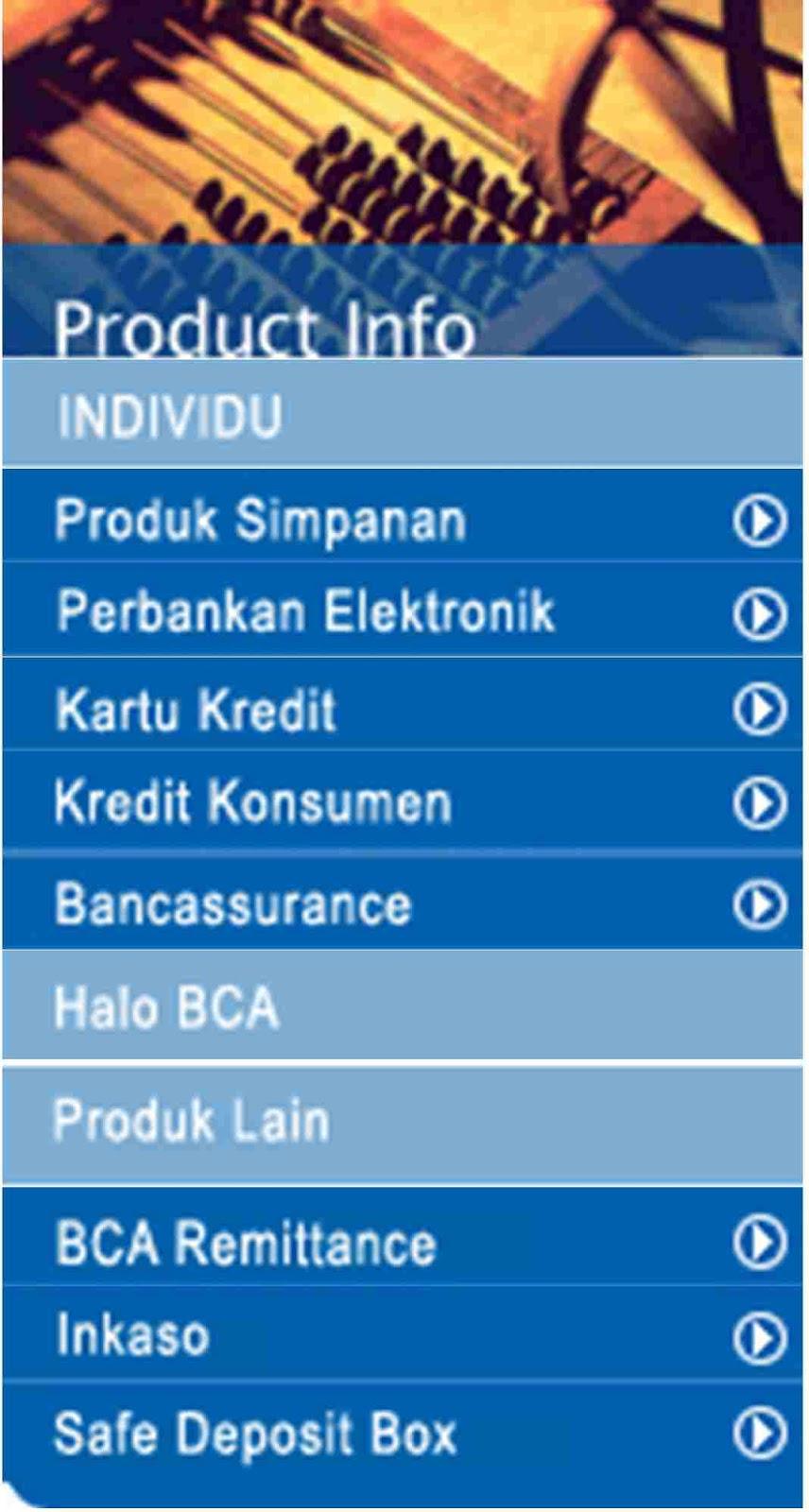 Kumpulan Tugas Kuliah Tugas Imk Analisa Website Www Klikbca Com