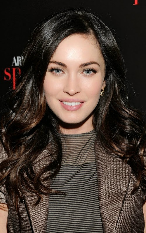 hairstyles, megan fox