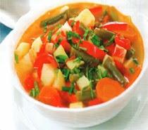 Sebze Çorbası Yapılışı