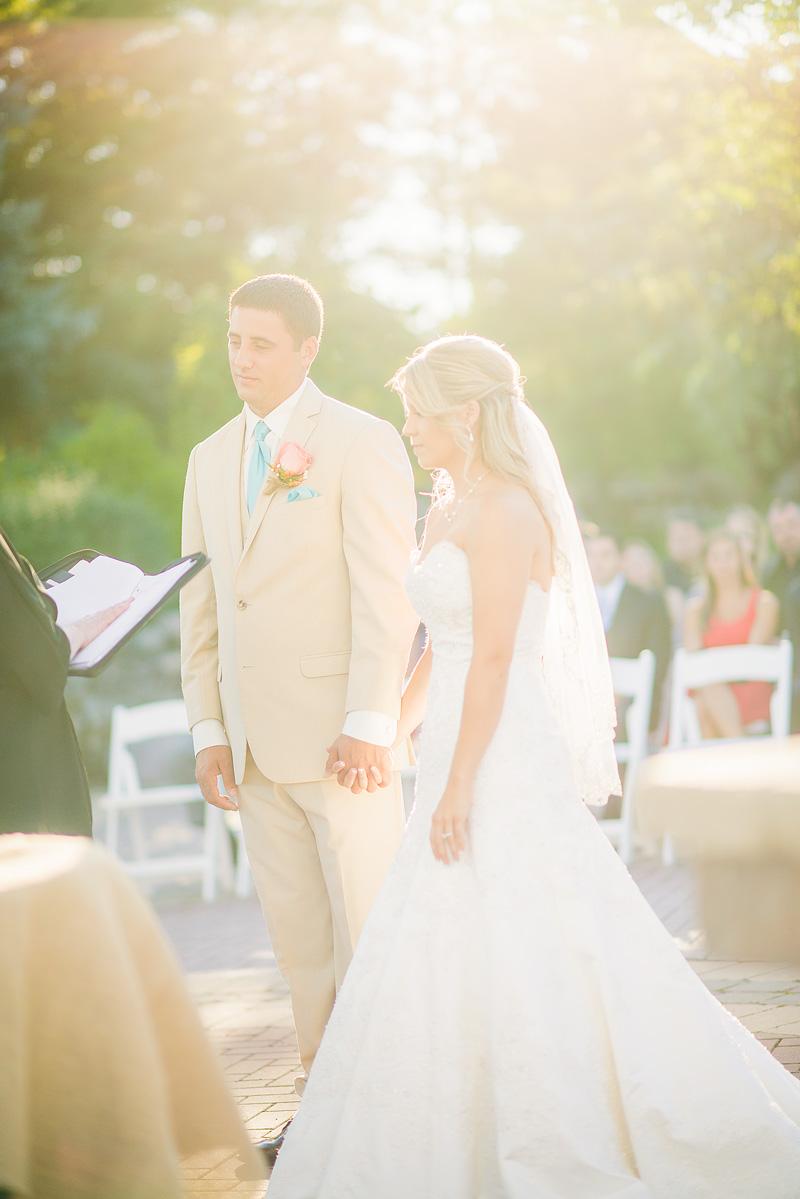 Chicago Wedding Outdoor Ceremony