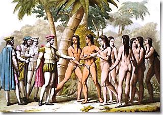 caribs and arawaks in trinidad