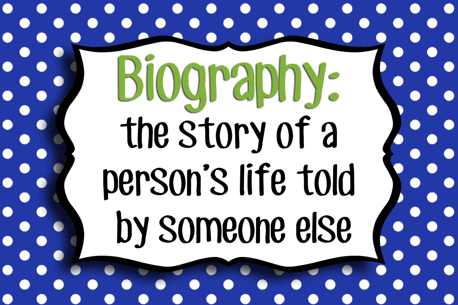 literary autobiography Review example of autobiography from some successful life stories autobiographies do more than tell the author's life story they provide documentary records of historical events and provide a family record for future generations.