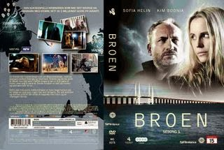 A PONTE - THE BRIDGE/BRON/BROEN - SÉRIE DE TV
