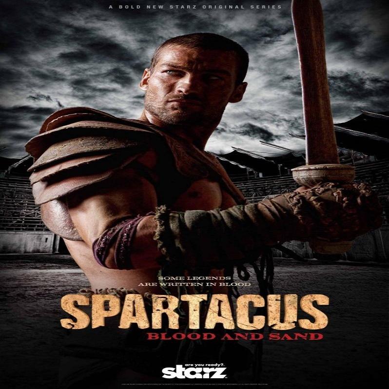 Spartacus Temporada 1,2,3,4 Español Latino Mega 720p